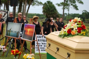 funeral for the st lucie and irl
