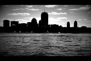 bostonb&W