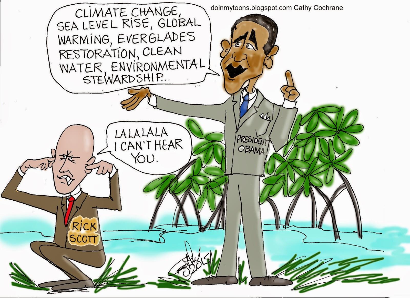 Image result for obama sea level rise