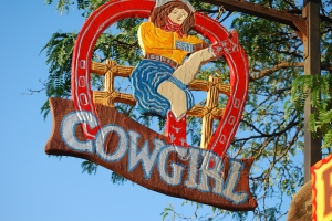 The Cowgirl Santa Fe