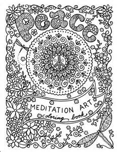 Coloring Books and Meditation. What\'s up with this? Why meditation ...